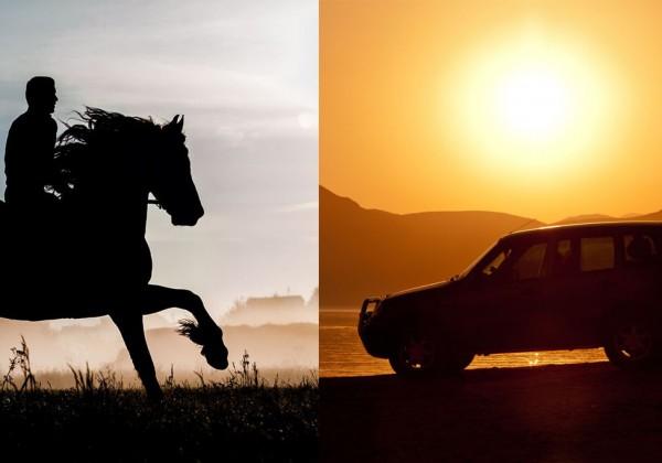 רכובים ברמה – על סוס או על ג'יפ?