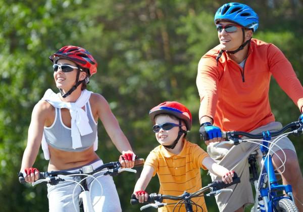 חופשה עם ילדים – טיולי אופניים למשפחות