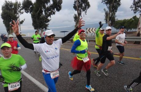 מרתון טבריה הבינלאומי ה-42 | יום שישי 4.1.19