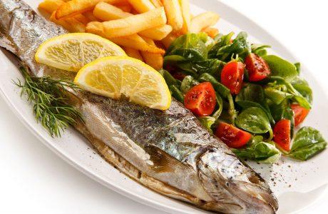 מסעדת הדגים בעין גב
