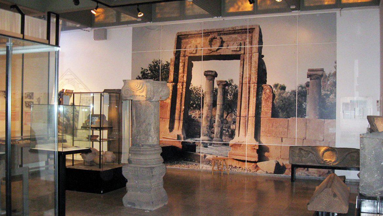 מוזיאון עתיקות הגולן בקצרין