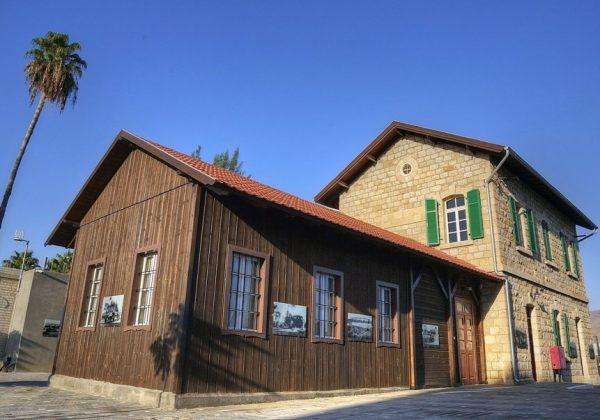 פעילויות קיץ בתחנת הרכבת ההיסטורית של צמח