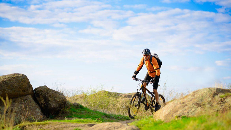 מסלולי אופניים בגולן